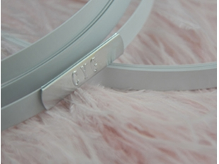 China Petticoat Hoop Boning 15MM Roll Steel Boning For Bridal Dress factory